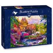 Puzzle Bluebird Puzzle - Old Mill. 3000 piezas