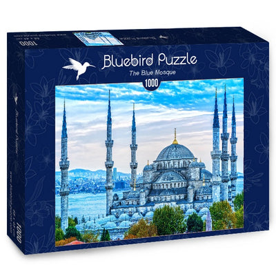 Puzzle Bluebird Puzzle - The Blue Mosque. 1000 piezas-Puzzle-Bluebird Puzzle-Doctor Panush