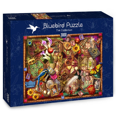 Puzzle Bluebird Puzzle - The Collection. 3000 piezas