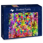 Puzzle Bluebird Puzzle - Wonderful Cat. 1000 piezas-Puzzle-Bluebird Puzzle-Doctor Panush