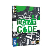 Juego de mesa Break the Code