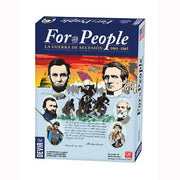Juego de Mesa - For the People-Devir-Doctor Panush