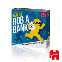 Juego de mesa - How to rob a bank-Jumbo-Doctor Panush