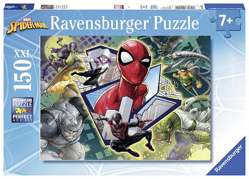 Puzzle Ravensburger 150 piezas - Spiderman
