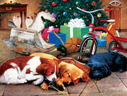 Puzzle SunsOut - Christmas Dreams. 300 piezas XXL