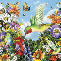 Puzzle SunsOut - Save the Bees. 300 piezas XXL-SunsOut-Doctor Panush