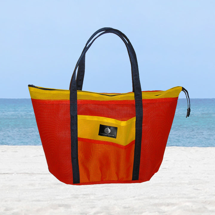 Custom Zip Top Bolongo Bay Bag for Adventures In your colors