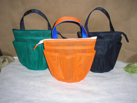 Custom Medium Size ZipTop Shower Bag In your colors