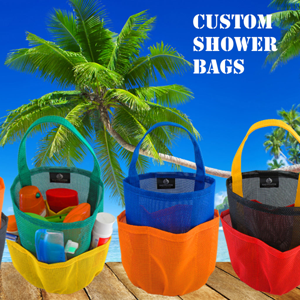 Custom Small Shower Bags * In your colors