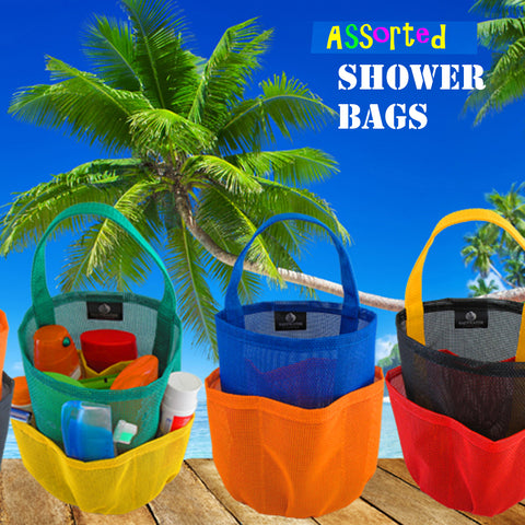 Assorted Shower Bags * Choose from drop down menu