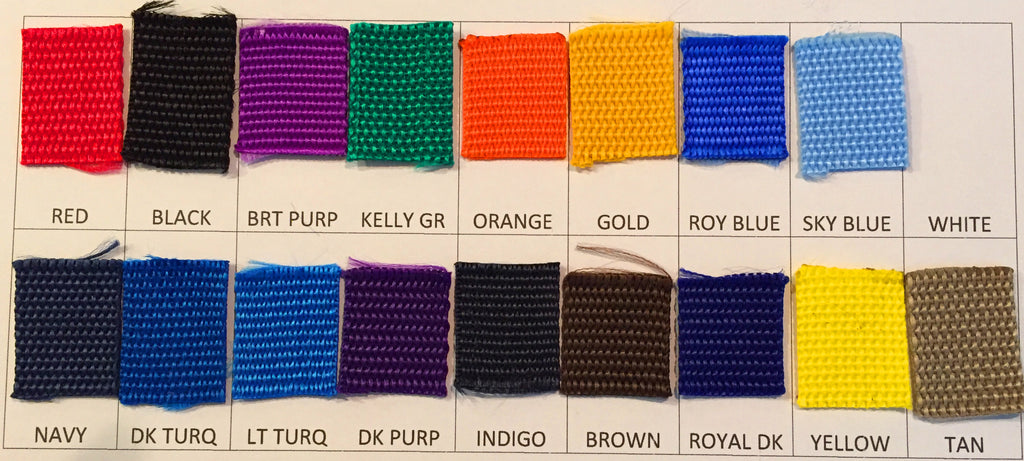 one inch webbing for sale