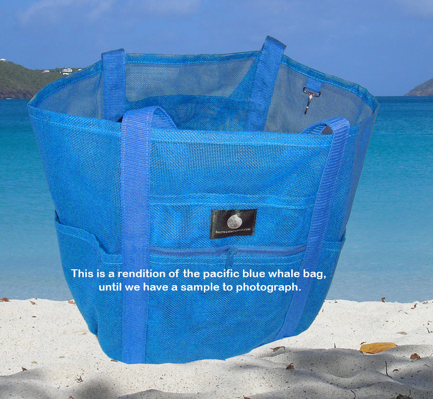 Whale Bag® Pacific Blue