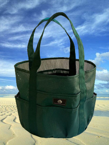 Whale Bag® Pine Green w assorted strap colors