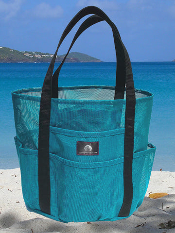 Whale Bag® Mayan Teal Green w Assorted Straps
