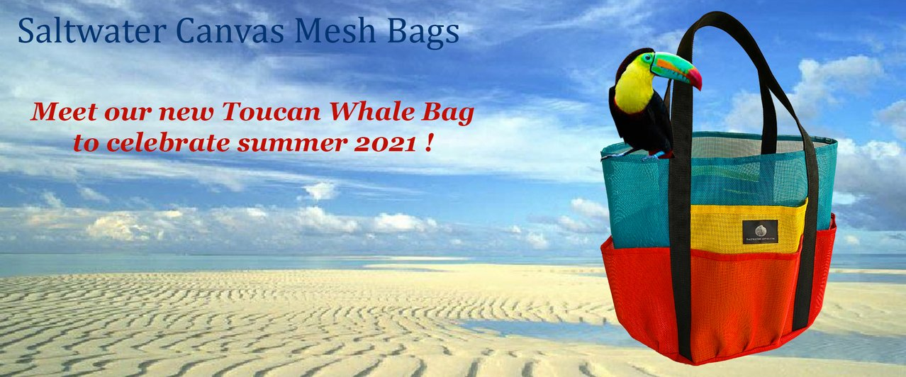 limited edition whale bags