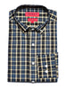 Agency Tartan Dress Shirt