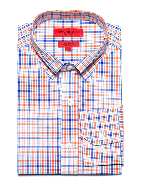 Baker Tattersall Dress Shirt