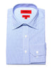 Blue Microcheck Dress Shirt
