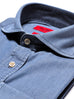 Denim Cutaway Dress Shirt