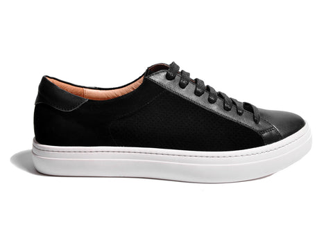 The Gaillard Sneaker - Black