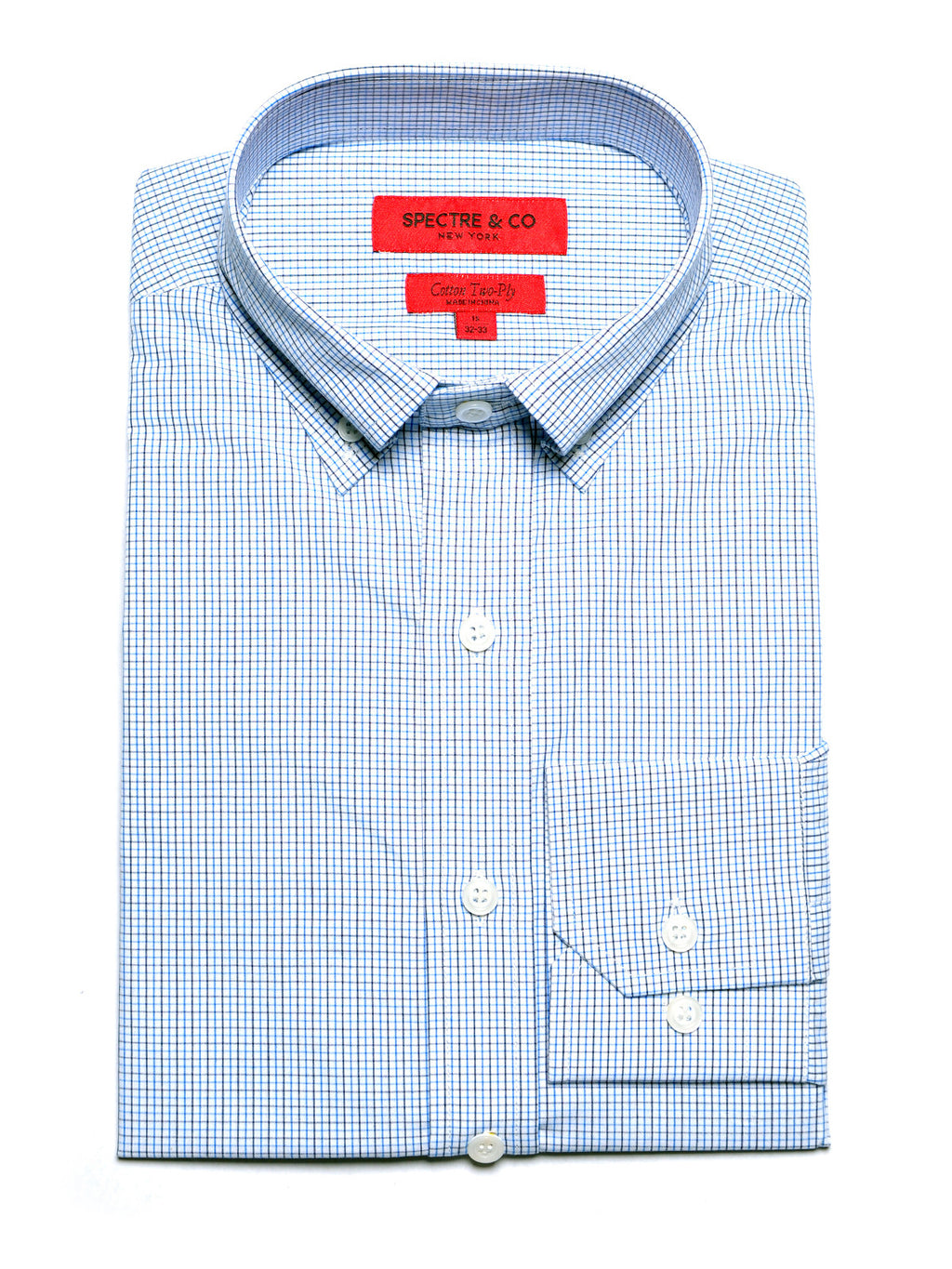 Slim Fit Grayson Tattersall Dress Shirt