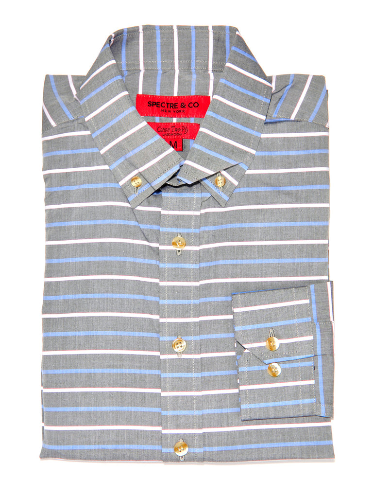 Parker Stripe Casual Shirt