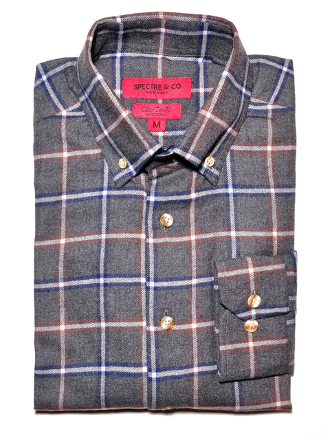 Jackson Check Flannel Shirt
