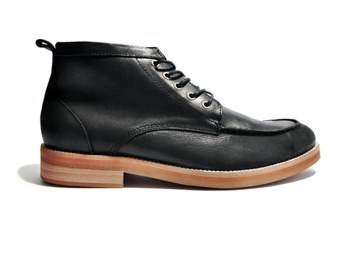 The Jasper Boot - Black