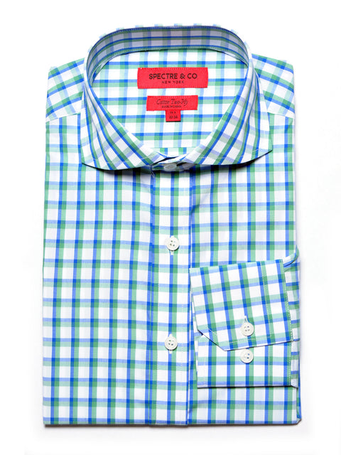 Jones Check Dress Shirt