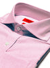 Slim Fit Pink Cutaway Collar Dress Shirt