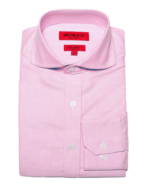 Pink Cutaway Dress Shirt