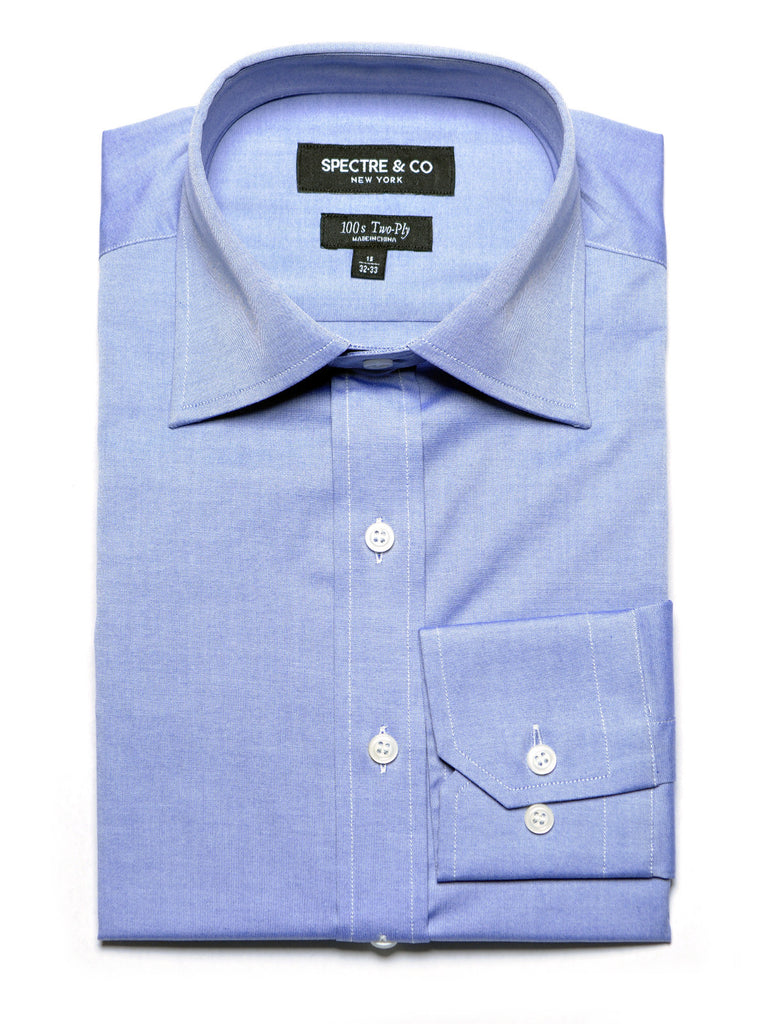 Slate Oxford Dress Shirt