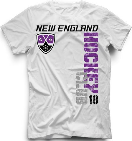 New England Hockey Club Slashed T-Shirt