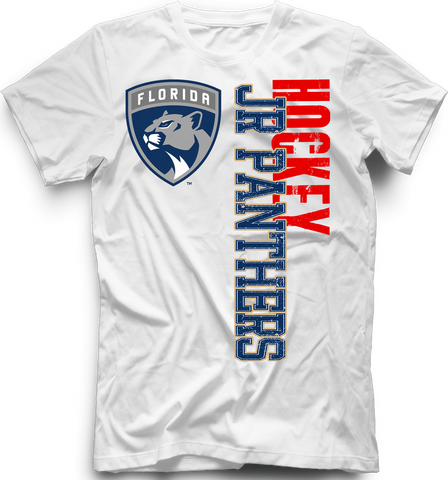 Custom Team Faded Logo T-shirt with Player Number