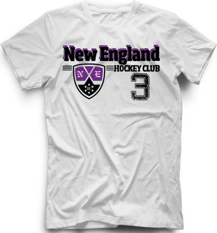 New England Hockey Club Old Time T-Shirt