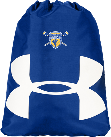 Treasure Coast Rowing Club Under Armour Sackpack