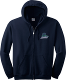 Jr. Everblades Full Zip Fleece Hoodie