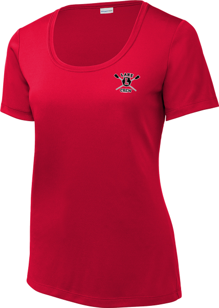 Lake Crew UV PROTECT Ladies Dri-Fit T-Shirt
