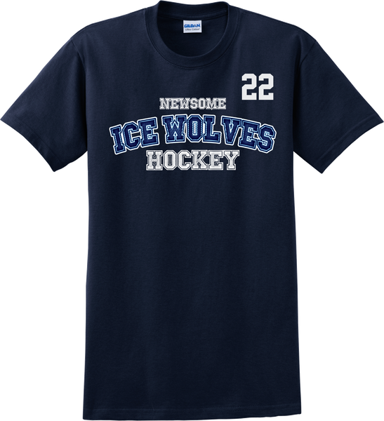 Newsome Accelerator T-shirt with Player Number