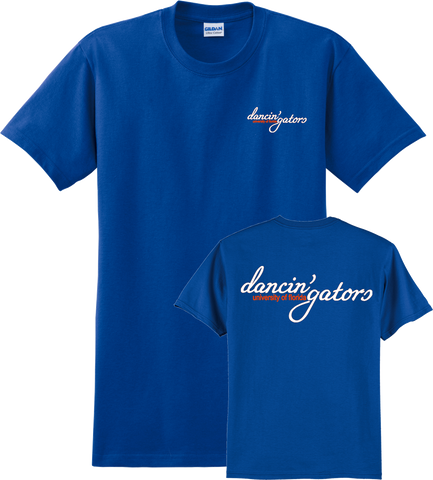 Dancin' Gators Basic T-shirt - Royal