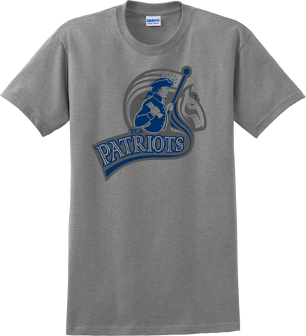 The Classical Academy Printed Patriots Logo T-Shirt