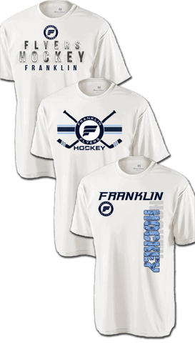 Franklin Flyers Hat Trick Dri-Fit Custom T-Shirt Set