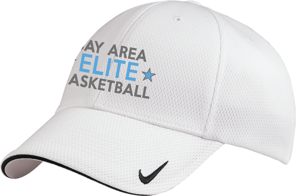 Bay Area Elite Fitted Nike Cap w/ Player Number