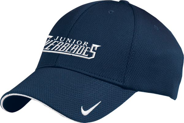 Jr. Everblades Nike Cap w/ Player Number