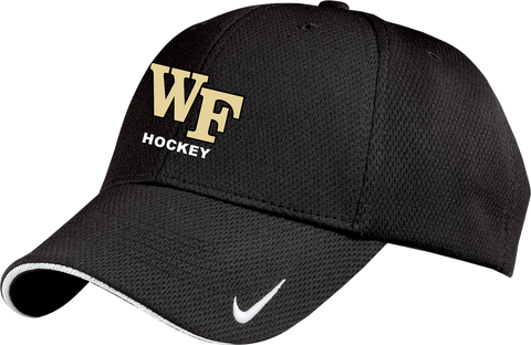 Wake Forest Nike Cap w/ Player Number