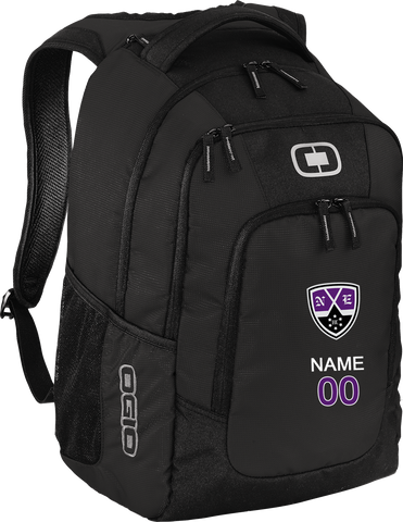 New England Hockey Club Ogio Backpack w/ Player Name and Number