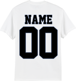 Tampa Bay Juniors Faded Logo T-shirt with Player Number