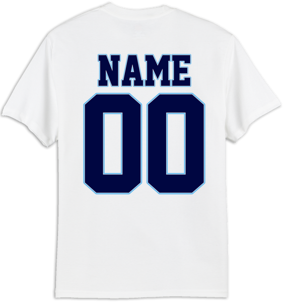 Newsome Large Number T-shirt with Player Number