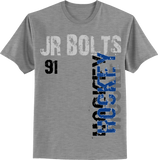 Jr. Bolts Repeat T-shirt with Player Number