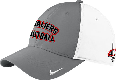 Cavaliers Football Moisture Wicking Nike Cap w/ Player Number